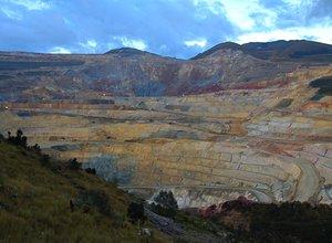 Cajamarca mine, Peru