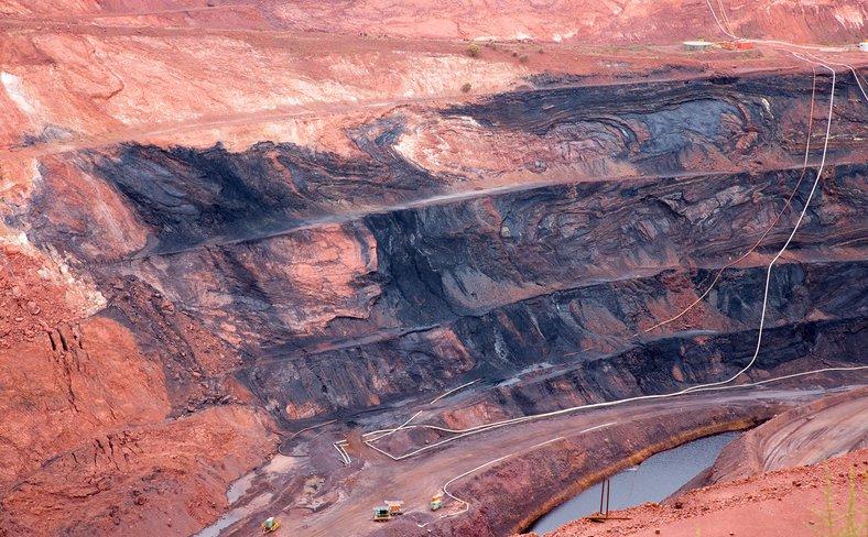 Rio Tinto mine Australia