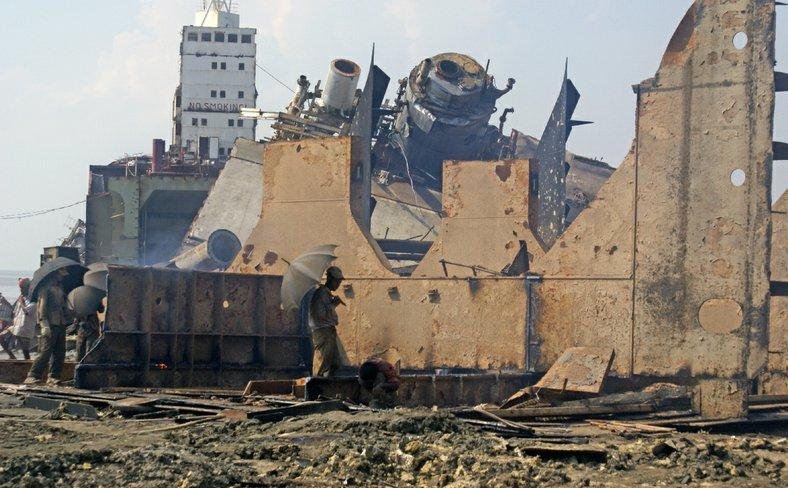Shipbreaking in Bangladesh