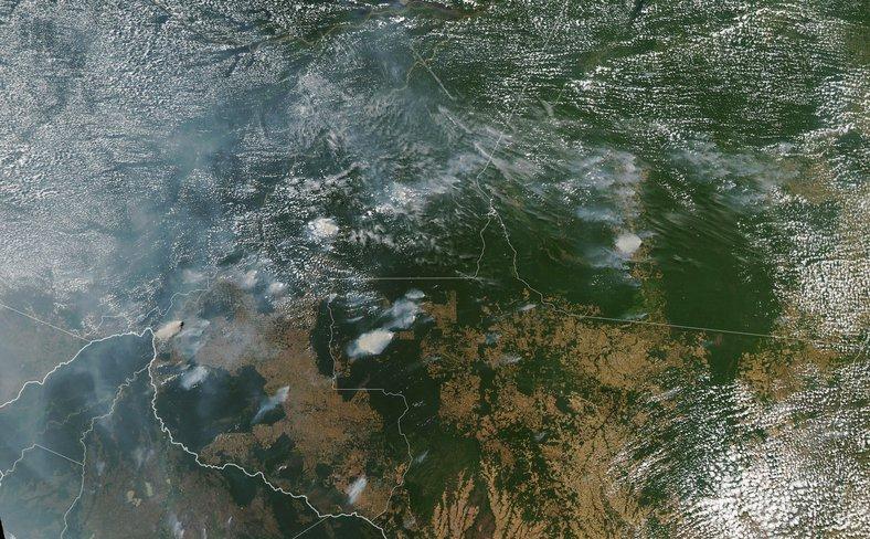 brazil fires 2019