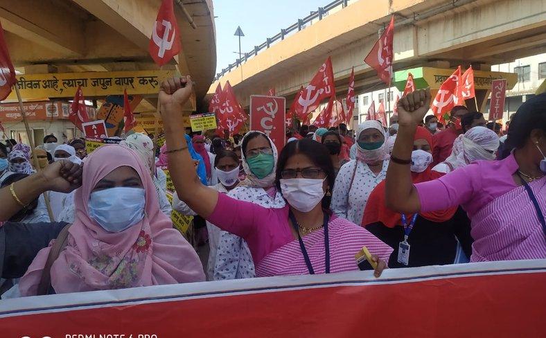 India strike November 2020