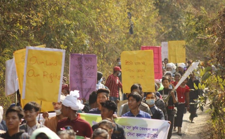 Mro Indigenous Peoples protest_Nganchon Mro.jpg