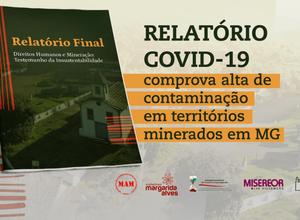 Mineração e COVID
