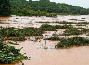 Rio Tromaí rompimento barragem.jpeg