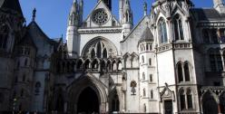 Royal Courts of Justice, London - Photo by Lise Smit