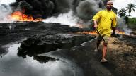 Oil pollution in Nigeria