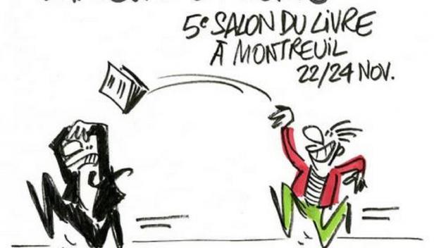 Des Livres Et L Alerte 5eme Salon Du Livre De Lanceuses Et