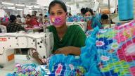 Garment Worker Bangladesh - photo by Bishawjit Das