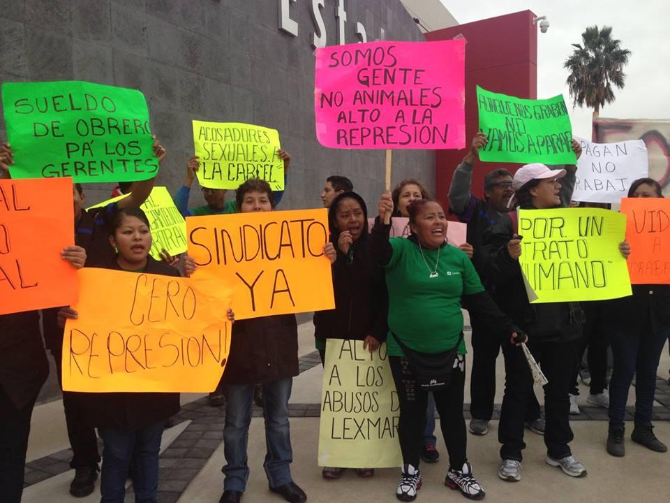 Protest_Ciudad_Juarez_Maquilas_Credit_Asamblea_Popular_Regional_Paso_del_Norte