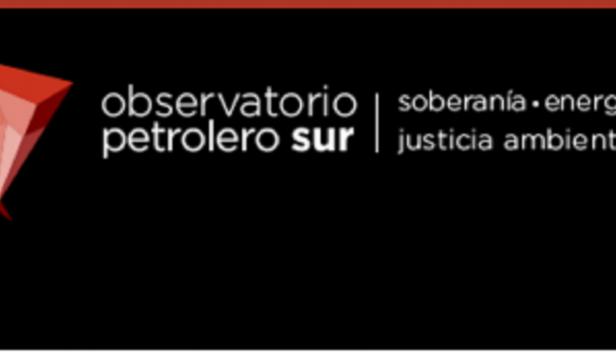 Observatorio Petrolero del Sur