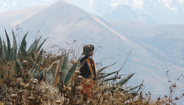 Credit: Oxfam Peru climate change impacts