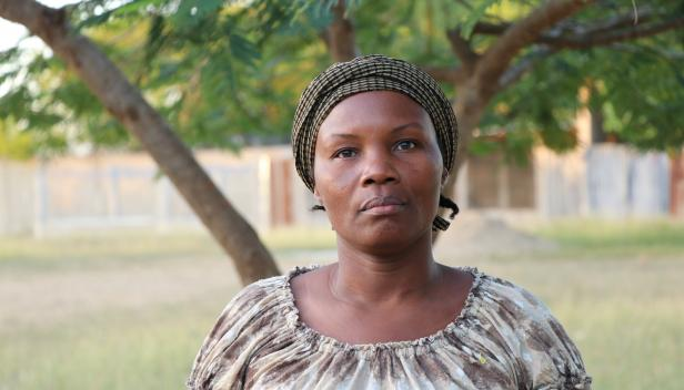 Seliana Marcelus, one of the leaders of the Kolektif. Image: Accountability Counsel