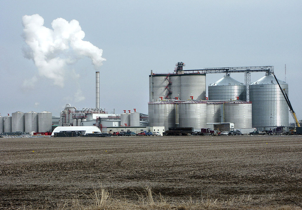 Ethanol-plant in West Burlington, Iowa-credit-Agricultural Research Service