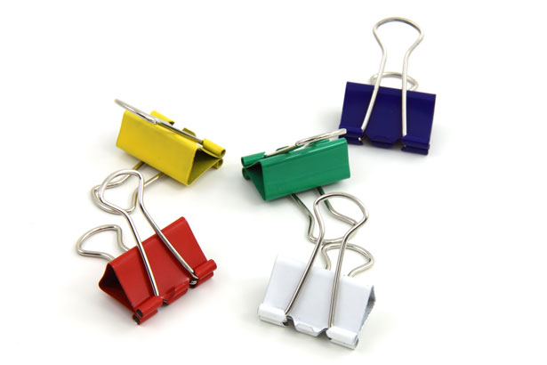 Binder clip-credit-http://www.publicdomainpictures.net/view-image.php?image=1862