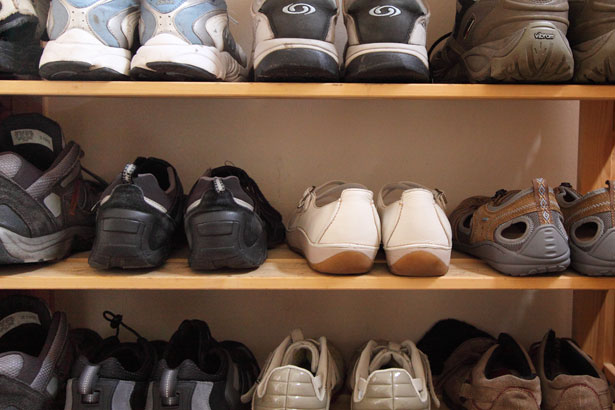 Footwear-credit-http://www.publicdomainpictures.net/view-image.php?image=5905&picture=shoe-rack