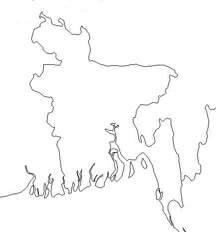 Bangladesh-outline-map-credit-Matt-Rosenberg-About.com-geography