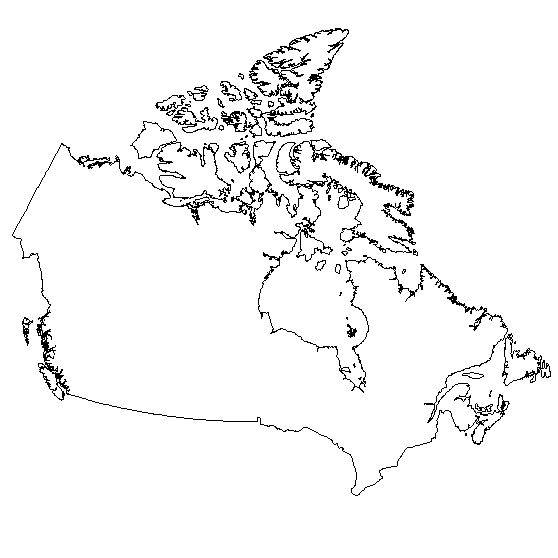 Canada-outline-map-credit-Matt-Rosenberg-About.com-geography