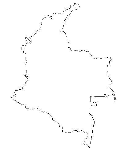 Colombia-outline-map-credit-Matt-Rosenberg-About.com-geography