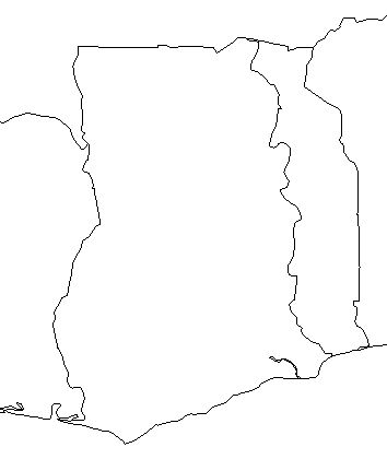 Ghana-outline-map-credit-Matt-Rosenberg-About com-geography