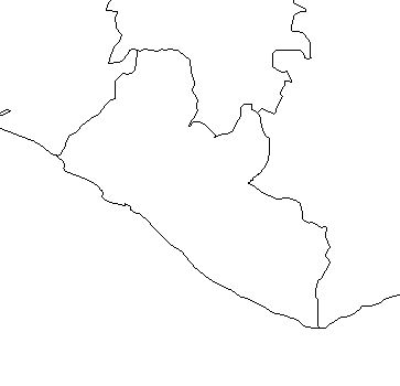 Liberia-outline-map-credit-Matt-Rosenberg-About.com-geography