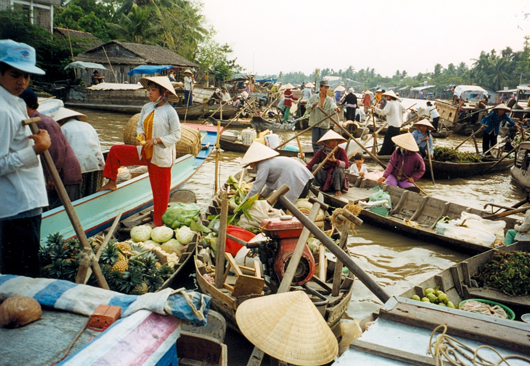 Mekong Delta Communities