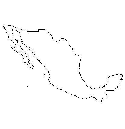 Mexico-outline-map-credit-Matt-Rosenberg-About.com-geography