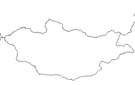 MongoliaAfghanistan-outline-map-credit-Matt-Rosenberg-About.com