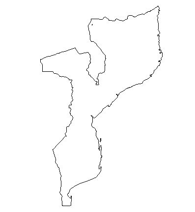 Mozambique-outline-map-credit-Matt-Rosenberg-About.com-geography