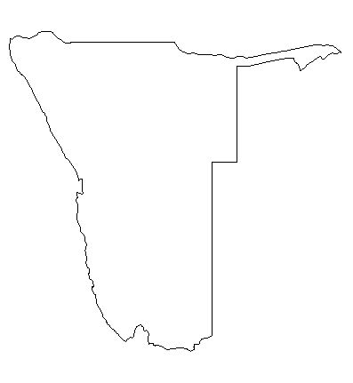 Namibia-outline-map-credit-Matt-Rosenberg-About.com-geography