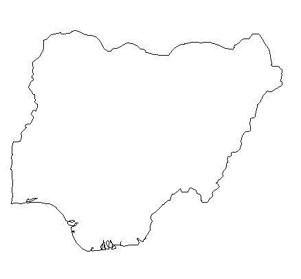 Nigeria-outline-map-credit-Matt-Rosenberg-About.com-geography
