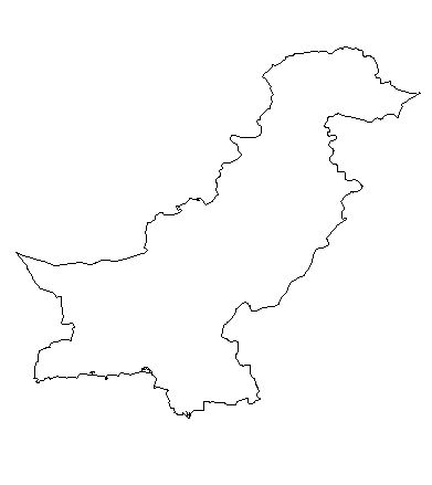Pakistan-outline-map-credit-Matt-Rosenberg-About.com