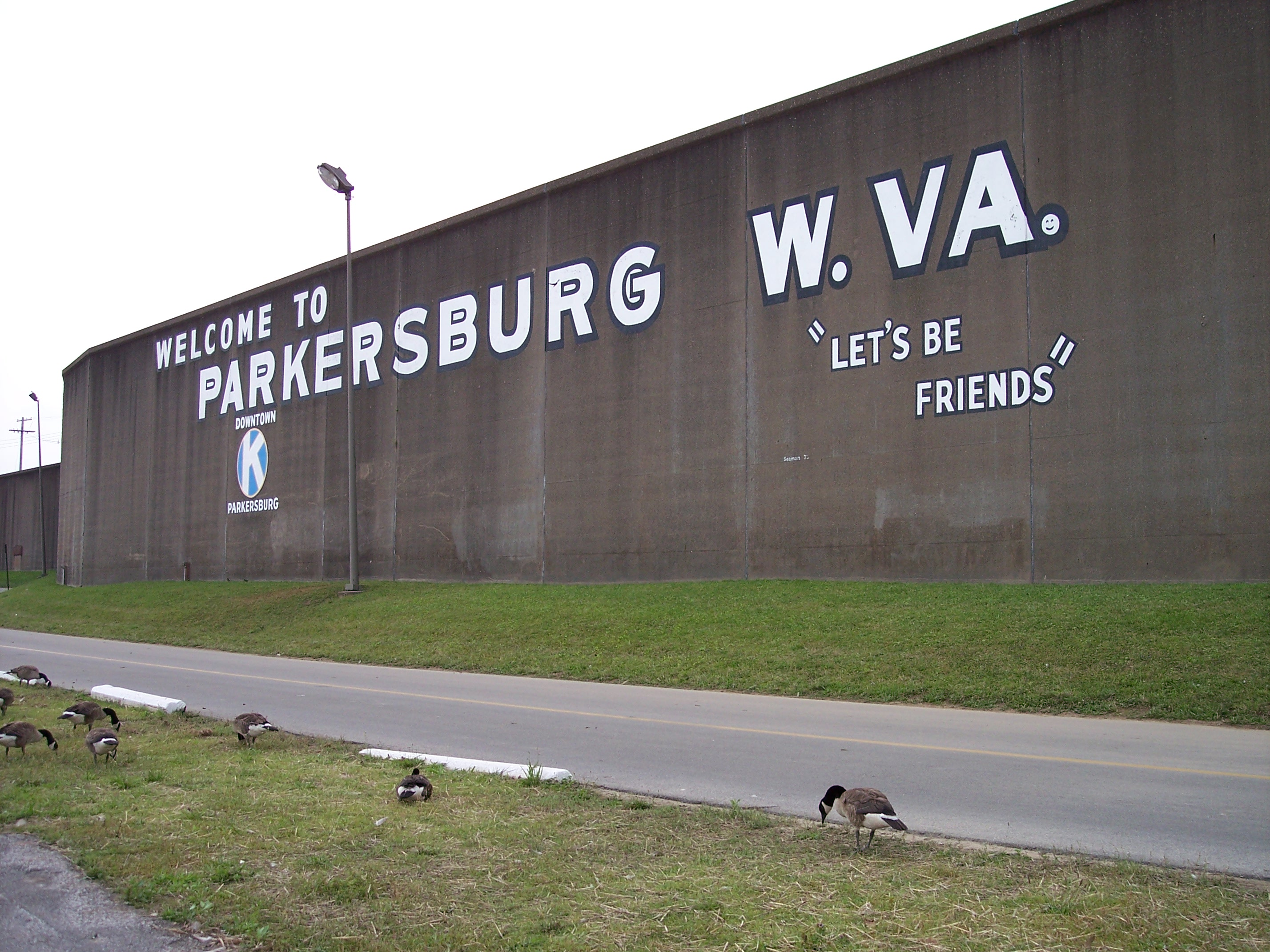 The drinking water supply of Parkersburg was polluted with PFOA by DuPont chemical company.