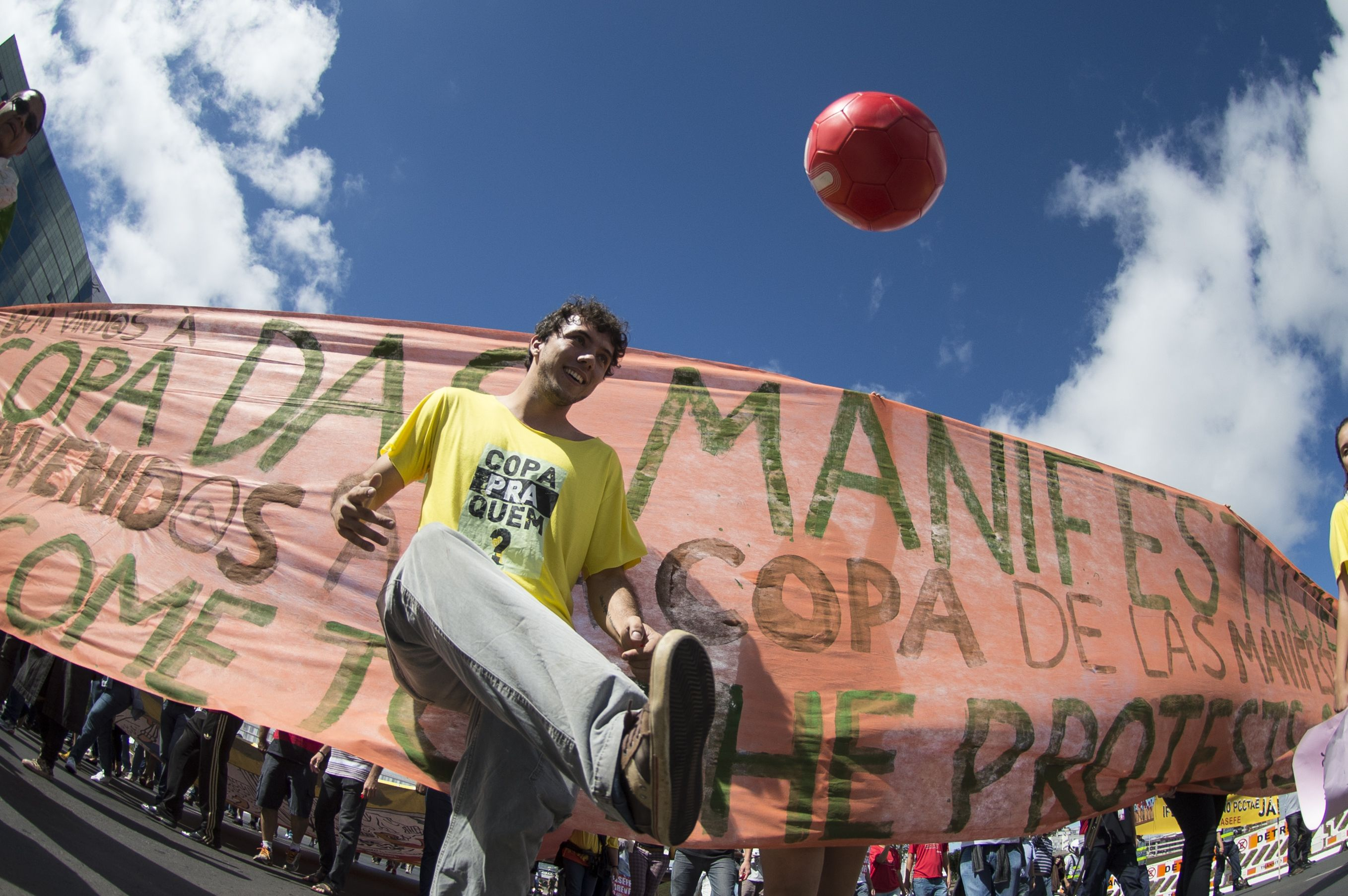 Protest against FIFA World Cup 2014 in Brasil_credit_Agencia Brasil