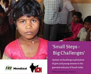 Small Steps Big Challenegs, Photo Credit FNV Mondiaal & ICN
