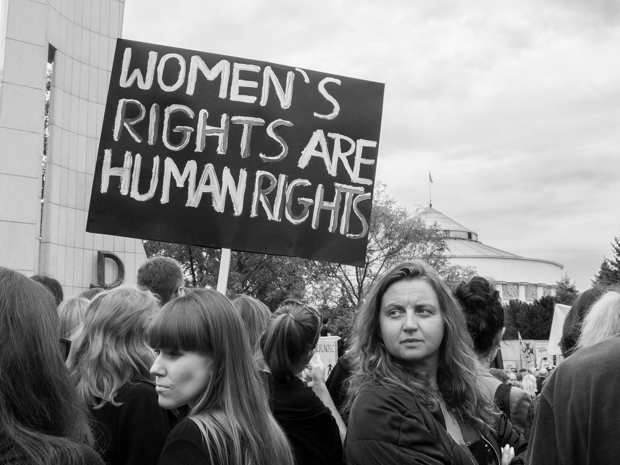 Women Right's | Photo by Grzegorz Zukowski | https://www.flickr.com/photos/gregor_zukowski/29614631833