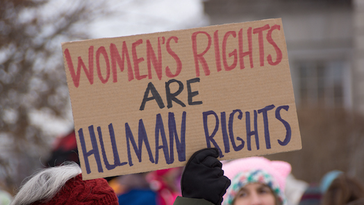 Women's rights_credit Marc Nozell via Flickr