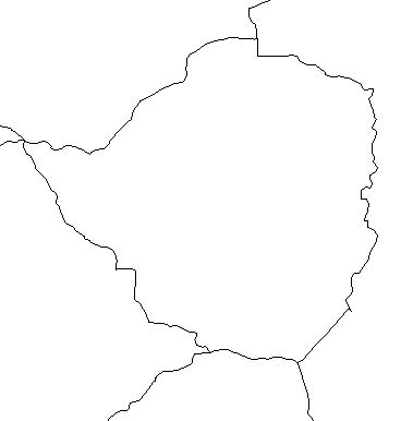 Zimbabwe-outline-map-credit-Matt-Rosenberg-About.com-geography