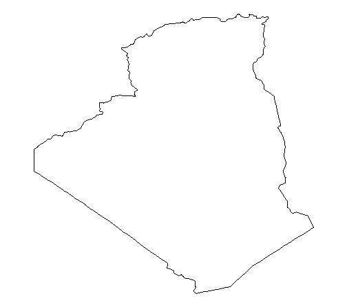 Algeria-outline-map-credit-Matt-Rosenberg-About.com-geography