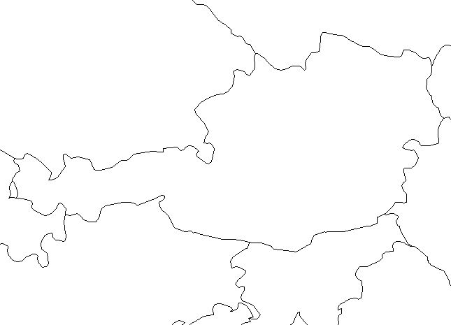 Austria-outline-map-credit-Matt-Rosenberg-About.com-geography