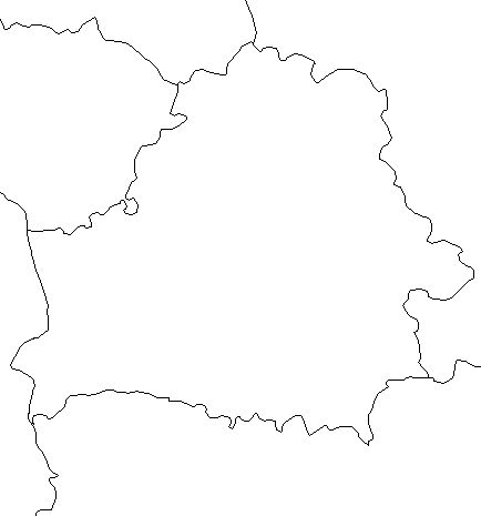 Belarus-outline-map-credit-Matt-Rosenberg-About.com-geography