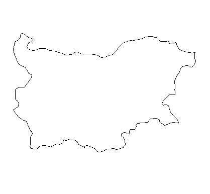 Bulgaria-outline-map-credit-Matt-Rosenberg-About.com-geography