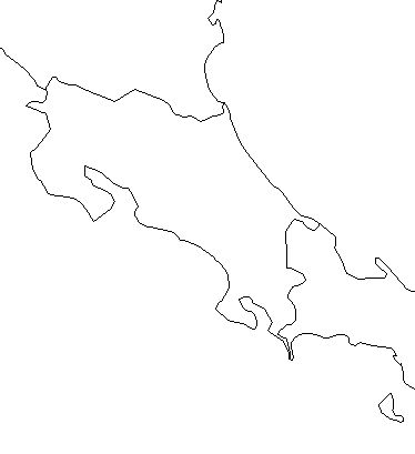 costarica-outline-map-credit-Matt-Rosenberg-About.com-geography