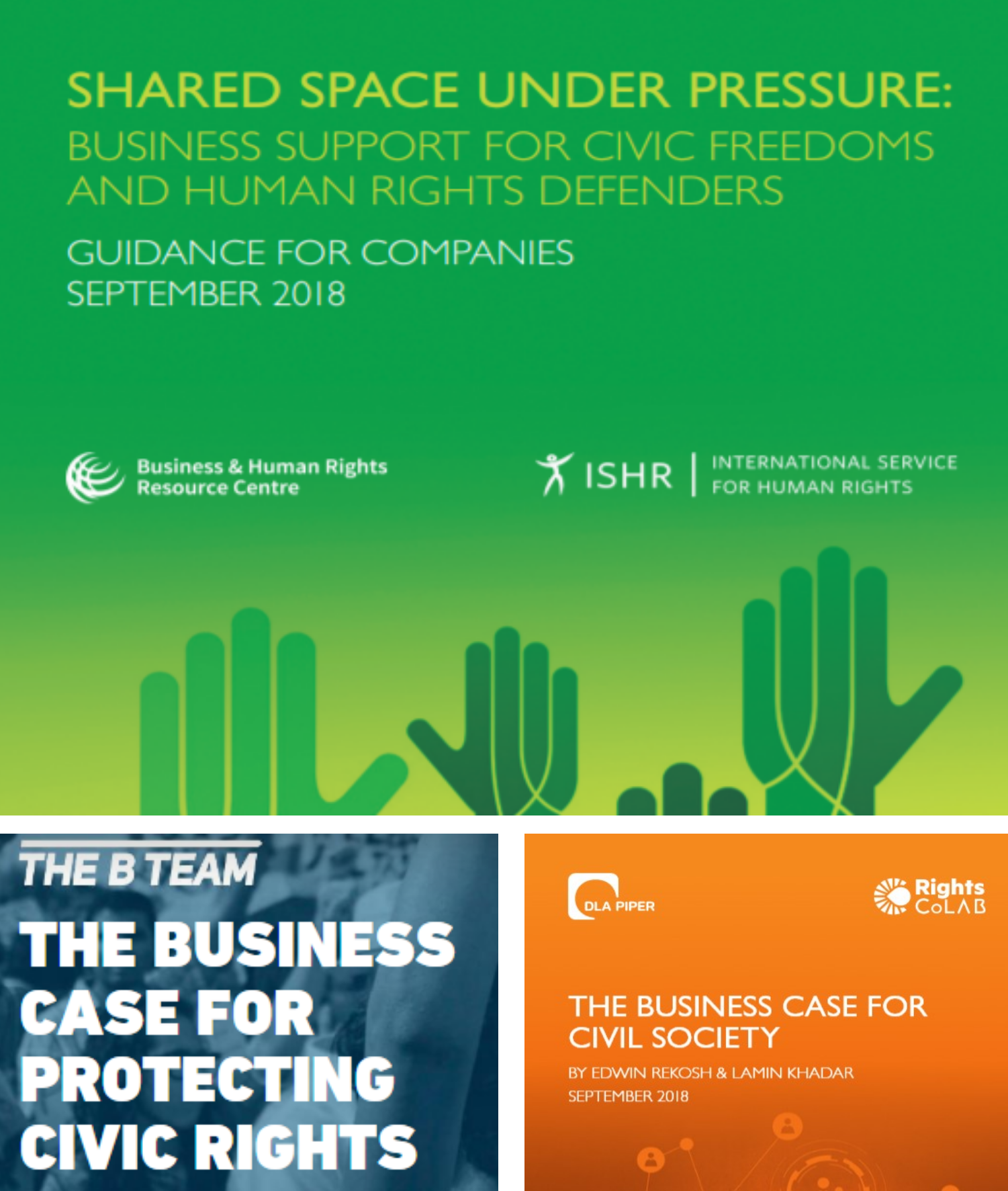Business & Human Rights Defenders Portal | Business & Human Rights