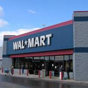 Walmart exterior, Source: Photograph taken by Jared C. Benedict, Creative Commons