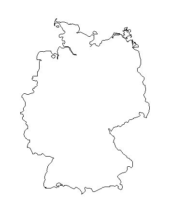 Germany Business Human Rights Resource Centre - Germany map drawing