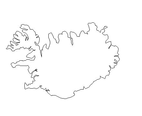 Iceland-outline-map-credit-Matt-Rosenberg-About.com-geography