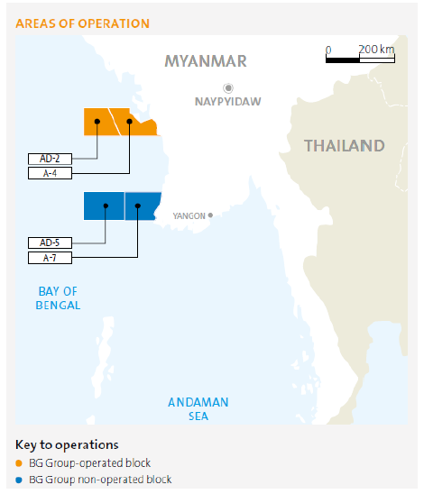 BG Group - Myanmar Investment Tracker | Business & Human Rights