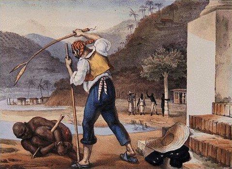 slavery and brazil