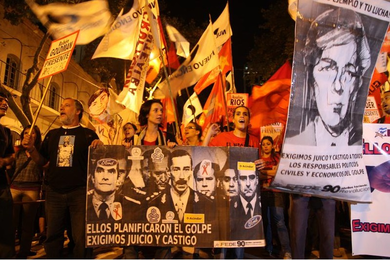 Argentina-protests-corporate-complicity