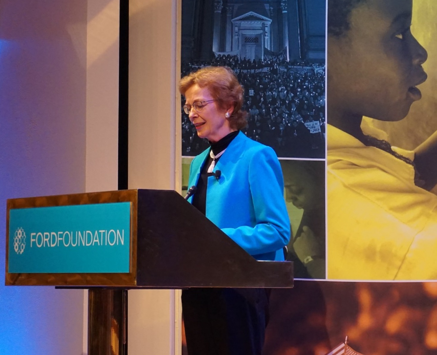 Mary Robinson - credit: Business & Human Rights Resource Centre